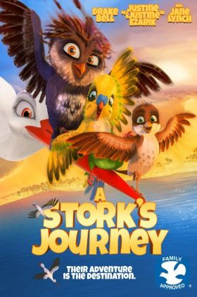 دانلود زیرنویس فارسی فیلم A Storks Journey