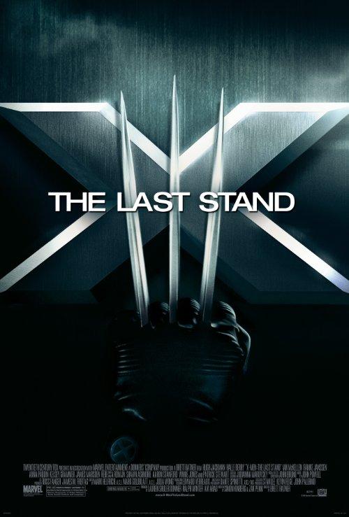 دانلود زیرنویس فارسی فیلم X-Men 2006