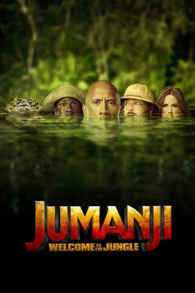 دانلود زیرنویس فارسی فیلم Jumanji 2017