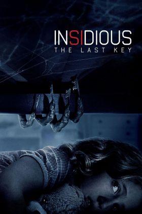 دانلود زیرنویس فارسی فیلم Insidious The Last Key