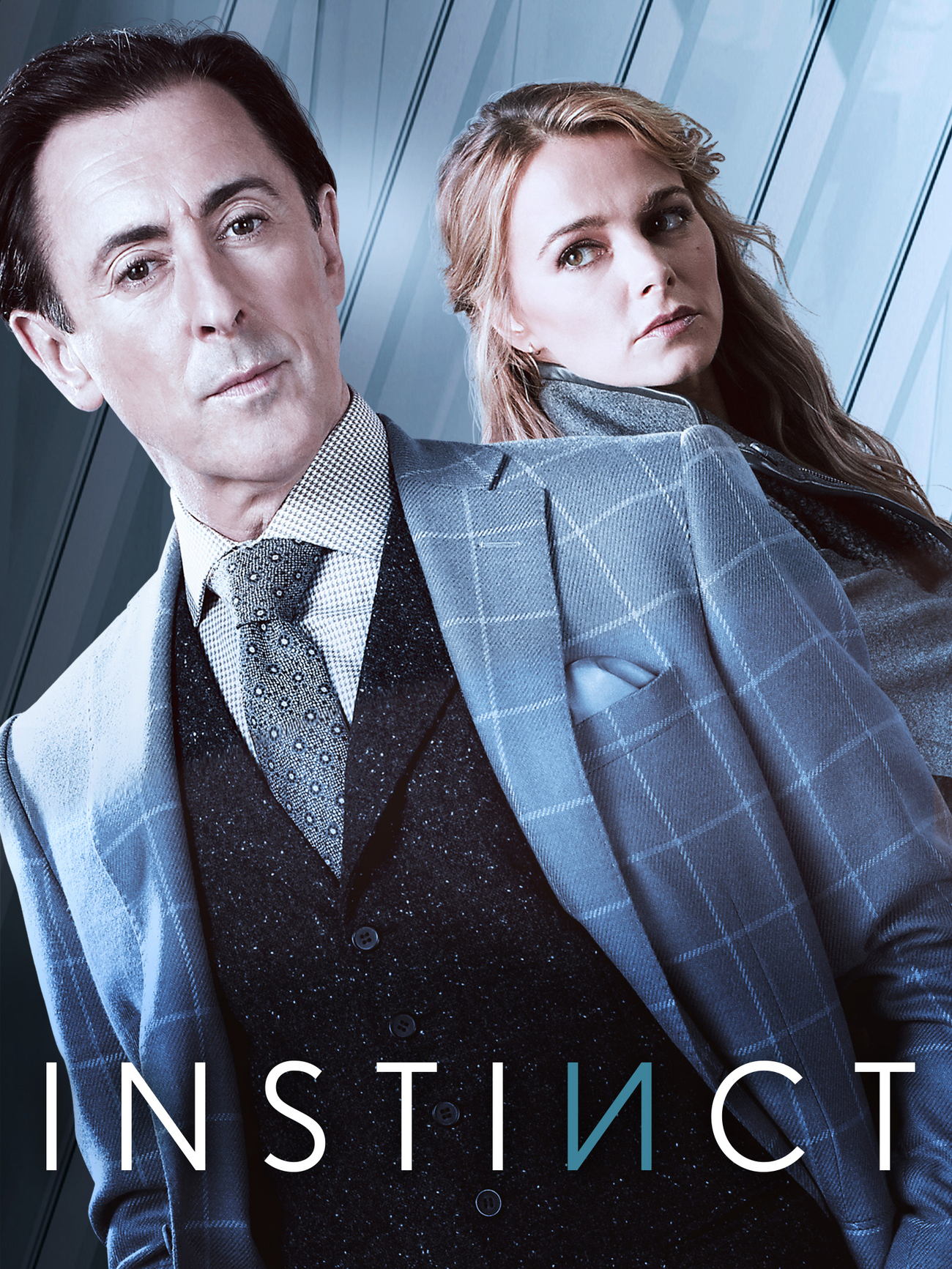 دانلود زیرنویس فارسی سریال Instinct