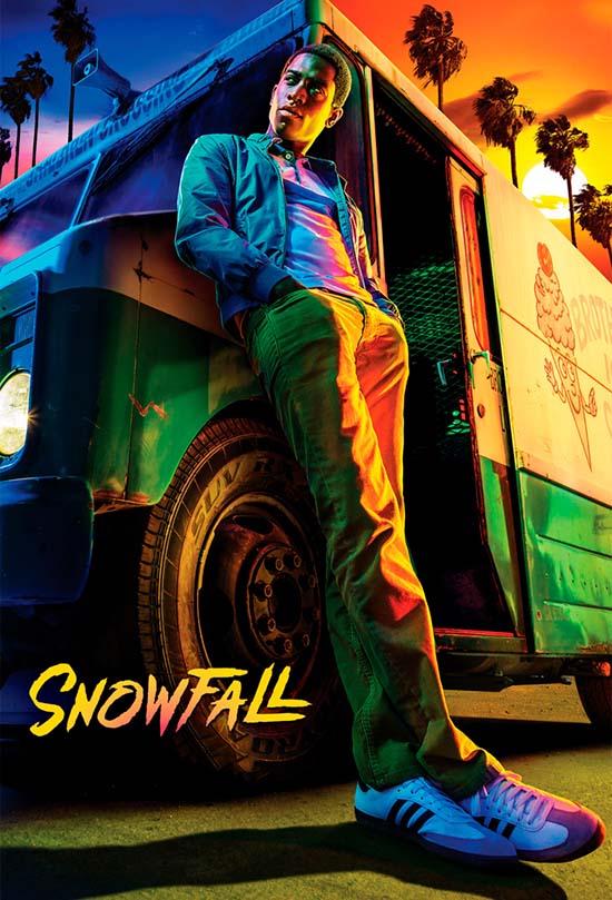 دانلود زیرنویس فارسی سریال Snowfall
