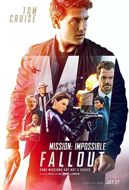 دانلود زیرنویس فارسی فیلم Mission: Impossible - Fallout 2018