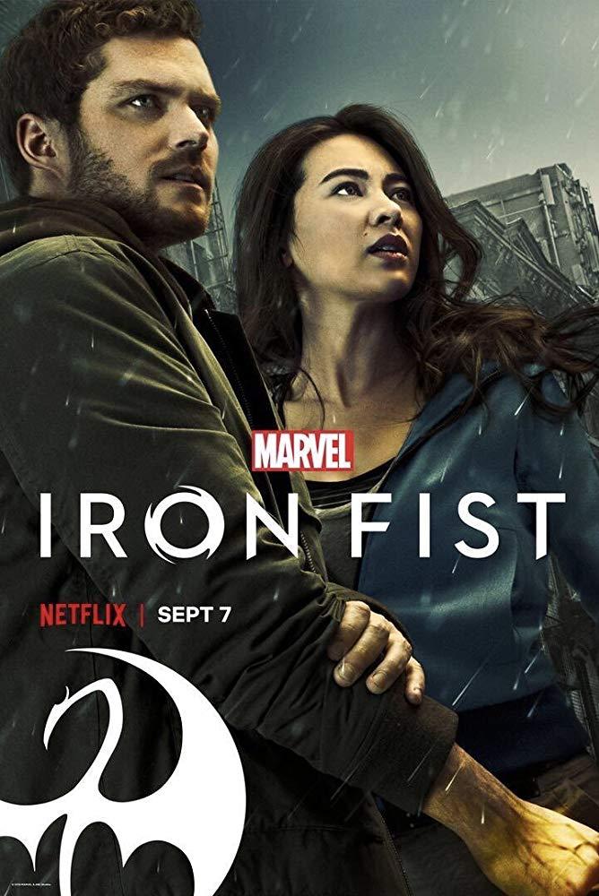 دانلود زیرنویس فارسی سریال Iron Fist
