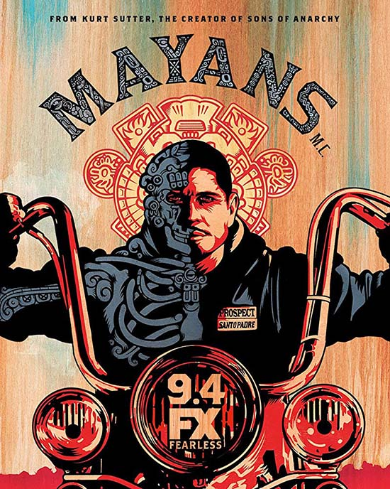 دانلود زیرنویس فارسی سریال Mayans M.C