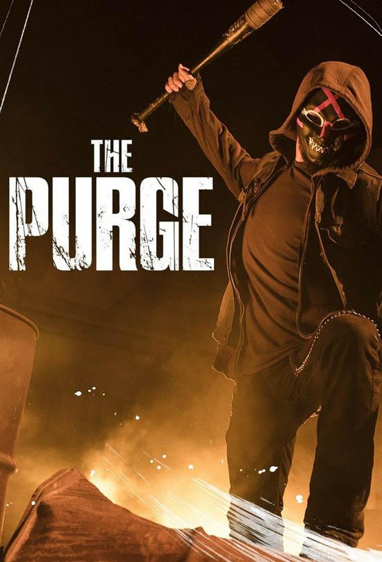 دانلود زیرنویس فارسی سریال The Purge