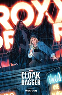 دانلود زیرنویس فارسی سریال Cloak & Dagger