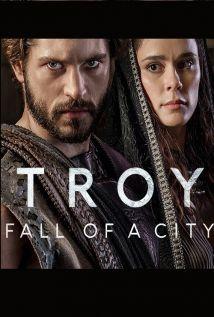دانلود زیرنویس فارسی سریال Troy Fall of a City